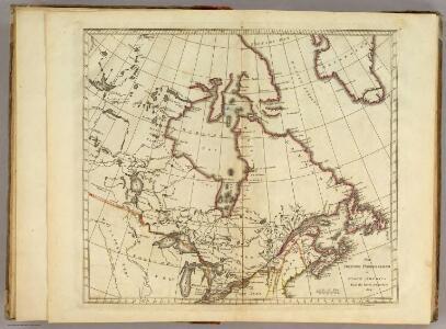 British Possessions in North America.