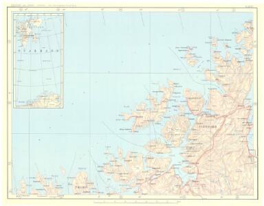 Spesielle kart 122-14: Postkart over Norge