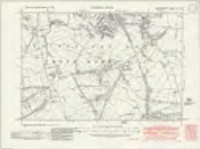 Hertfordshire XL.SE - OS Six-Inch Map