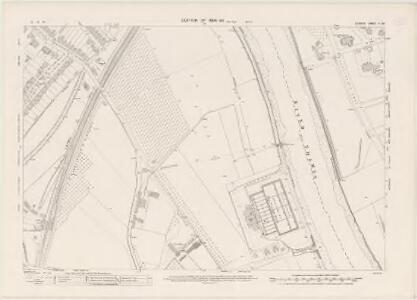 London X.22 - OS London Town Plan