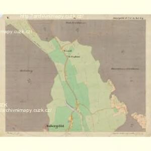 Aussergefild - c3755-1-005 - Kaiserpflichtexemplar der Landkarten des stabilen Katasters