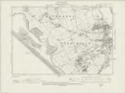 Dorset LIII.SW - OS Six-Inch Map