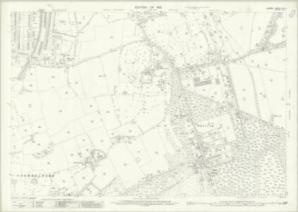 Surrey XIV.11 (includes: Croydon St John The Baptist) - 25 Inch Map