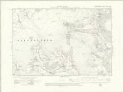 Denbighshire XXXIV.NW - OS Six-Inch Map