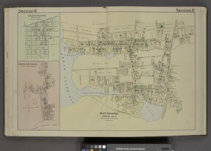 Brentwood. [Village]; Greenville. [Village]; Bayshore [Village]