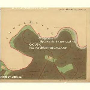 Landschau - m1467-1-001 - Kaiserpflichtexemplar der Landkarten des stabilen Katasters
