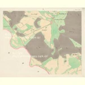 Ruckendorf - c2371-2-002 - Kaiserpflichtexemplar der Landkarten des stabilen Katasters