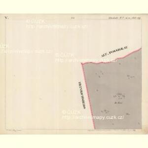Klentsch - c3143-1-005 - Kaiserpflichtexemplar der Landkarten des stabilen Katasters