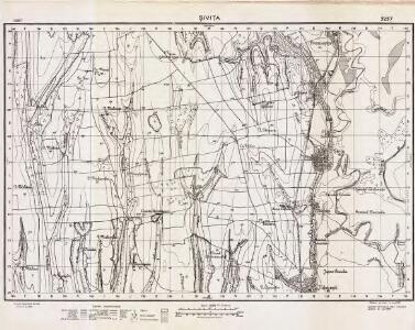 Lambert-Cholesky sheet 5257 (Şiviţa)