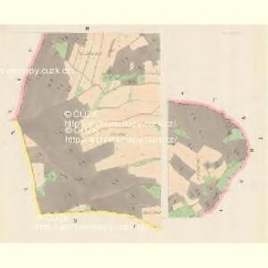 Kunzendorf (Kuncice) - m0475-2-001 - Kaiserpflichtexemplar der Landkarten des stabilen Katasters
