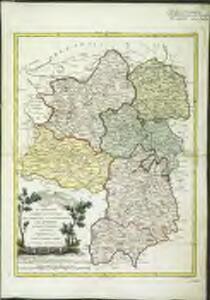 Li governi del Berri, del Nivernois, della Marche, del Bourbonnois, e dell'Auvergne