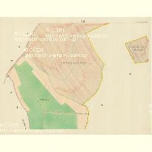 Gross Blatnitz - m0108-1-007 - Kaiserpflichtexemplar der Landkarten des stabilen Katasters