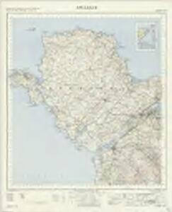 Anglesey - OS One-Inch Map