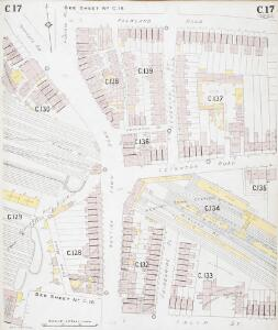 Insurance Plan of London North West District Vol. C: sheet 17