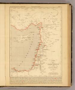 Terre Sainte en 1839.