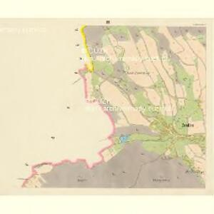 Zeidler - c0538-2-003 - Kaiserpflichtexemplar der Landkarten des stabilen Katasters