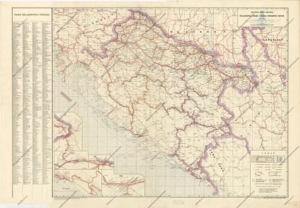 Nezavisna država hrvatska željezničkamreža i ostali prometni putovi