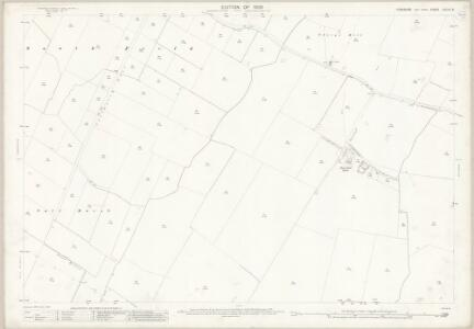 Yorkshire CCLVI.8 (includes: Patrington; Welwick) - 25 Inch Map