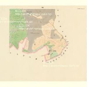 Dollan (Dolany) - c1236-1-005 - Kaiserpflichtexemplar der Landkarten des stabilen Katasters