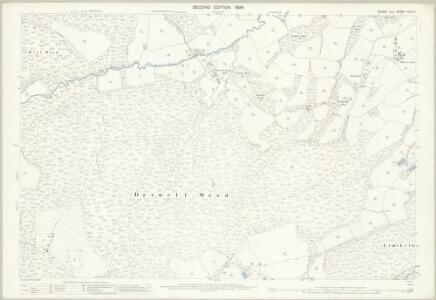 Sussex XLIII.6 (includes: Battle; Brightling; Mountfield) - 25 Inch Map