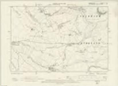 Cumberland LI.SW - OS Six-Inch Map