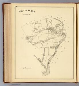 Rollinsford, Strafford Co.
