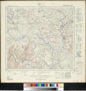 Meßtischblatt 6739 : Bruck i.d. OPf., 1941