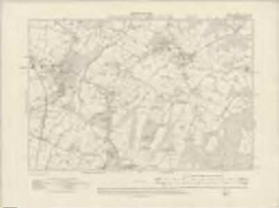Kent LXII.SW - OS Six-Inch Map