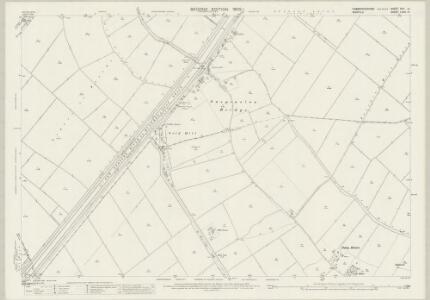 Cambridgeshire XVII.14 (includes: Downham; Littleport; Welney) - 25 Inch Map