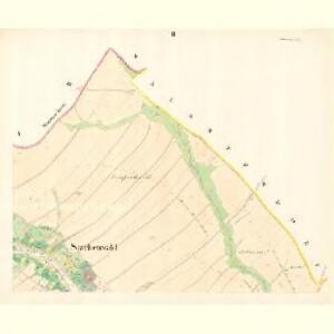 Stachenwald (Stachowice) - m2828-1-002 - Kaiserpflichtexemplar der Landkarten des stabilen Katasters