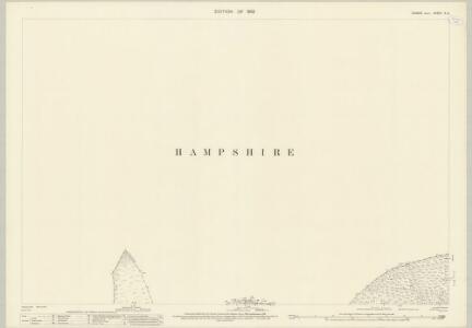 Sussex X.6 (includes: Bramshott; Iping; Stedham; Trotton) - 25 Inch Map