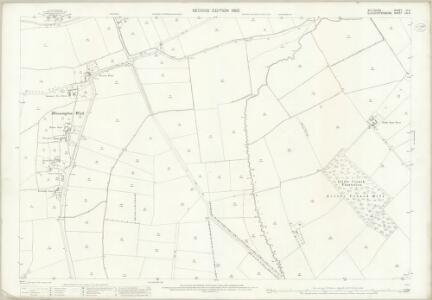 Wiltshire VI.9 (includes: Hannington; Highworth; Kempsford) - 25 Inch Map