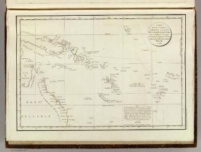 Grand Ocean a l'E. et SE. de la Nouvelle Guinee.
