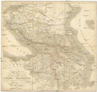 Charte générale du pays entre les mers Noire et Caspienne
