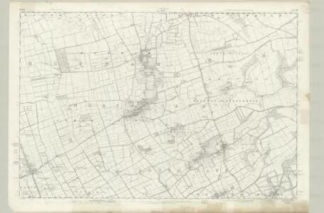 Yorkshire 224 - OS Six-Inch Map