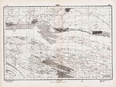 Lambert-Cholesky sheet 2937 (Cîrna)