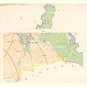 Rzimnitz - m2684-1-005 - Kaiserpflichtexemplar der Landkarten des stabilen Katasters