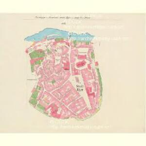 Eger - c2481-1-009 - Kaiserpflichtexemplar der Landkarten des stabilen Katasters