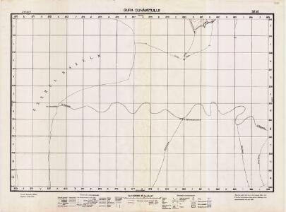 Lambert-Cholesky sheet 5850 (Gura Dunavățului)