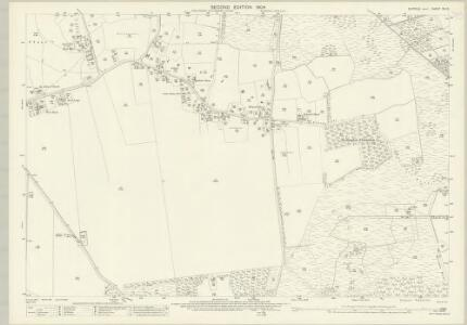 Suffolk XXI.5 (includes: Eriswell; Mildenhall) - 25 Inch Map