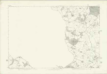 Hertfordshire XV - OS Six-Inch Map