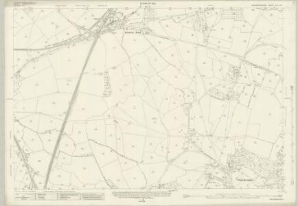 Gloucestershire XLVIII.14 (includes: Alkington; Cam; Hamfallow; Stinchcombe) - 25 Inch Map