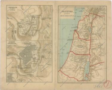 Cesta Israelitů z Egypta a cesty sv. Pavla