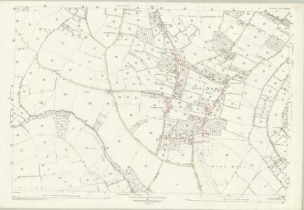 Somerset LXII.16 (includes: High Ham; Huish Episcopi; Pitney) - 25 Inch Map