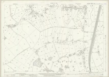 Lancashire CXIA.10 (includes: Manchester; Ringway; Wilmslow) - 25 Inch Map