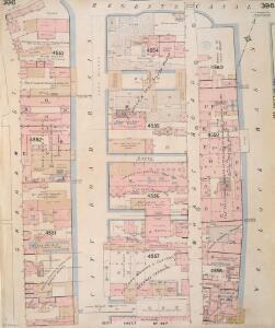 Insurance Plan of London Vol. xi: sheet 396