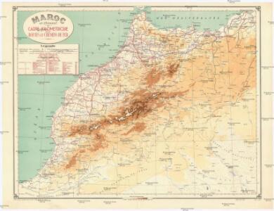 Maroc au 1 500 000e