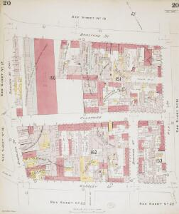 Insurance Plan of The City of Birmingham Vol II: sheet 20