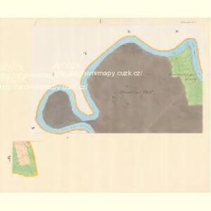 Kunowitz (Kunowice) - m1435-1-002 - Kaiserpflichtexemplar der Landkarten des stabilen Katasters