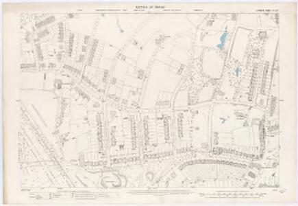 London XII.23 - OS London Town Plan